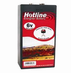 Hotline P44 Energiser Battery (6.0V 40amp/hr)