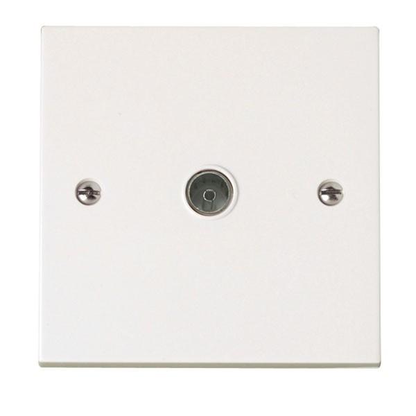 Single Coaxial Socket Outlet