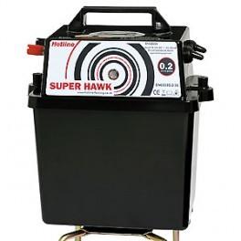 Hotline P300 Super Hawk 9V & 12V Battery Electric Fencer Energiser