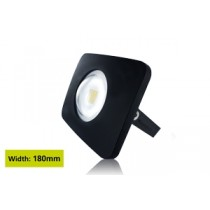 Intregral LED Compact-Tough Floodlight (Black) 50W