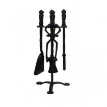 Black Gothic 5 Piece Companion Set