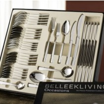 Belleek Living Occassions 44 Piece Cutlery Set