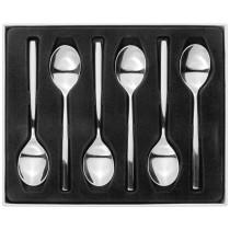 Stellar Cutlery Rochester 6pc Teaspoon Set BL29
