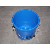 Stadium - Calf Feeding Bucket Blue x 5 Litre Capacity
