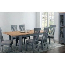 Treviso Midnight Blue Dining Collection