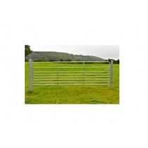 D8 Galvanised Sheep Gate