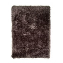 Flair Rugs 'Pearl' - Dark Grey