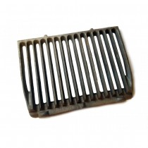 "Dunsley Enterprise Flat Cast Iron Fire Grate to suit 16"" Opening"