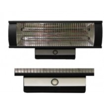 Wall Mounted Heater with Sensor Light
