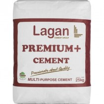 Lagan Premium + Multi-Purpose Cement 25kg