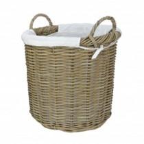Manor Rattan Basket Langham (Large)