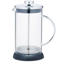Le'Xpress from Kitchen Craft 8 Cup Glass Cafetiere