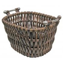 Manor Bampton Log Basket