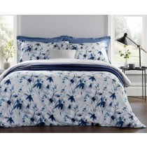 Christy Nina Bed Linen Indigo
