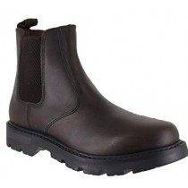 Xpert Oaktrak Rocksley Kids Dealer Boots Brown