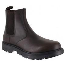 Xpert Oaktrak Rocksley Kids Dealer Boots Brown