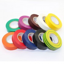 Olympic Fixings Flame Retardant PVC Insulation Tape 19mm x 20m