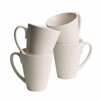 Belleek Living Ripple Mugs