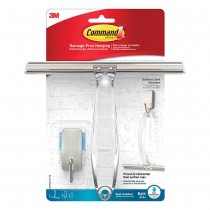 Command Damage Free Stainless Steel Squeegee