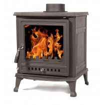 Evergreen Modern 'The Sycamore'  Mutli Fuel Stove