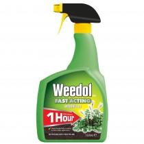 Weedol Fast Acting Weedkiller Gun (1 Litre)