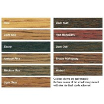 Rustin's Wood Dye For Interior & Exterior