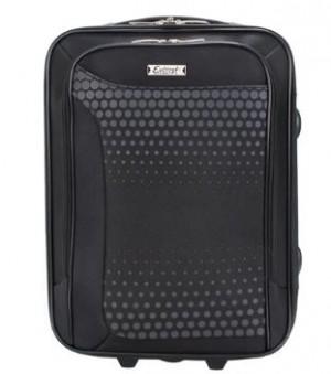 """Everest 2 -Wheeled  Luggage Black 24"""""""