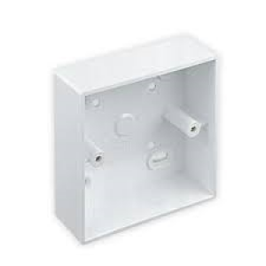 Single Surface Box 32MM (MSSB91WH)